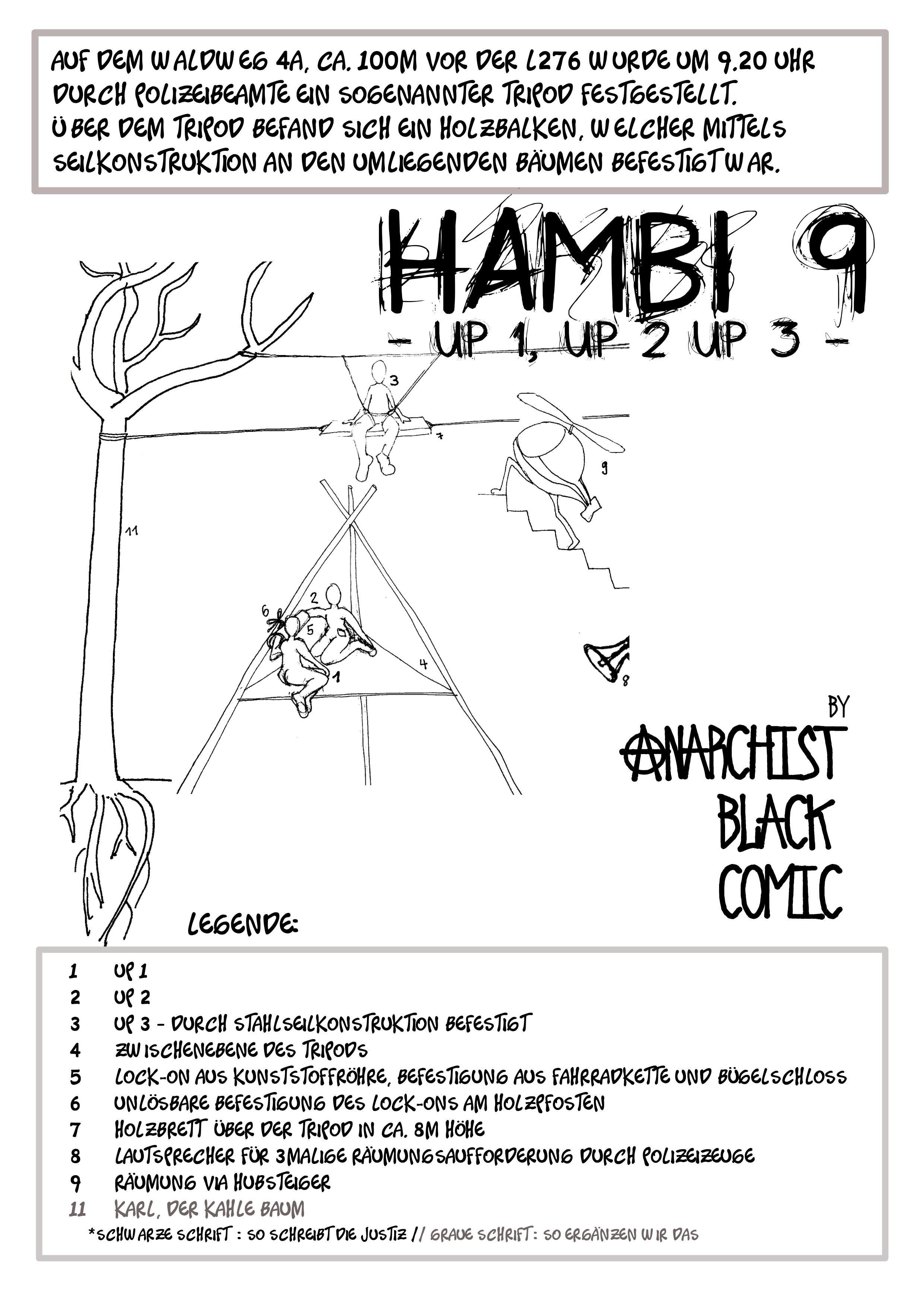 Anarchist Black Comic
